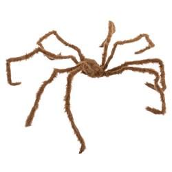 Ragno gigante marrone 150 x 160 x 18 cm