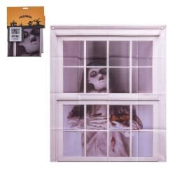 Decorazione per finestre 75 x 0,10 x 90 cm