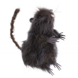 Ratto marrone 7 x 9 x 15 cm