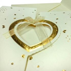 Biglietti economici per inviti di nozze d'oro
