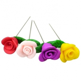 Spille da sposa rose