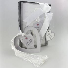 Dettagli personalizzati per gli invitati al matrimonio