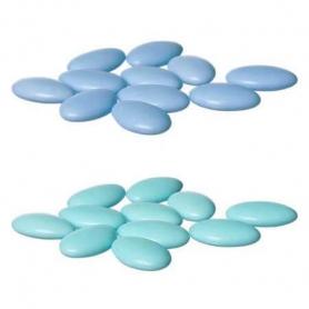 Bucce Di Cioccolato Blu