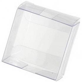 Scatola in acetato trasparente