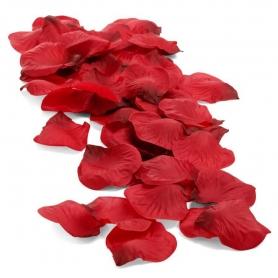 Petali di fiori in tessuto