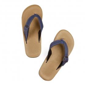 Sandali blu economici