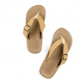 Sandali economici cammello