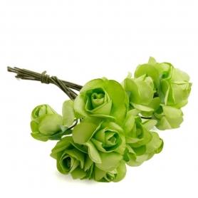 Il fiore decora il regalo