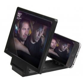 Schermo mobile lente d'ingrandimento