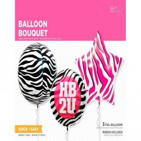 Pack di palloncini di compleanno