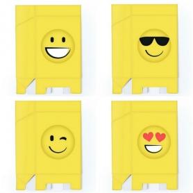 Scatole di emoticon