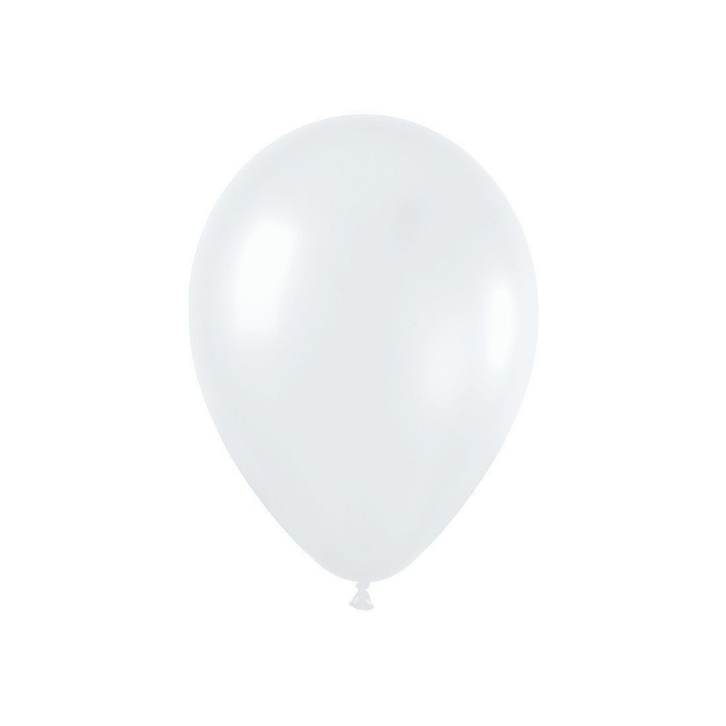 Palloncini bianchi