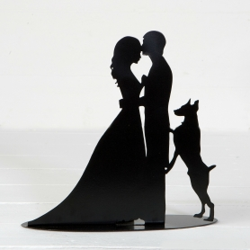 Figure Sposi per torta nuziale