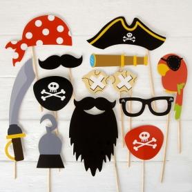 Set pirata Photocall