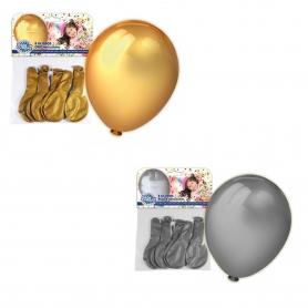Set di 8 palloncini per la decorazione