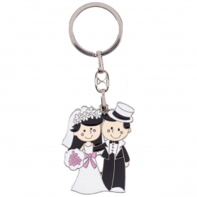 Portachiavi matrimonio economico