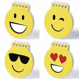 Emoticon Mini Notebook