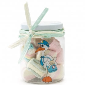 Candy Jar per battesimo