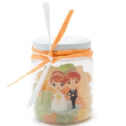Jelly Jar per matrimonio