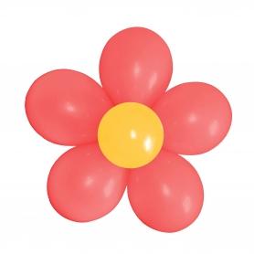 Fai le valigie per creare un fiore di palloncino