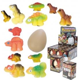 Sorprendi l'uovo di dinosauro