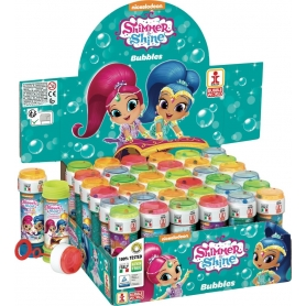 Pompero Shimmer and Shine