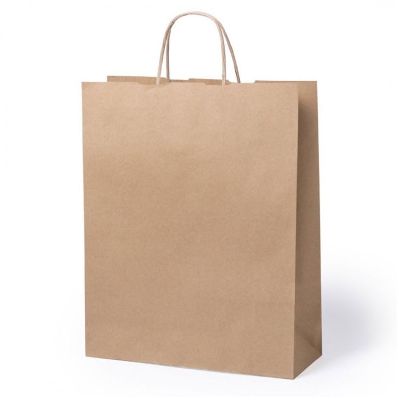 Sacchetto regalo in carta kraft