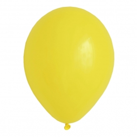 Palloncini Lisci Gialli