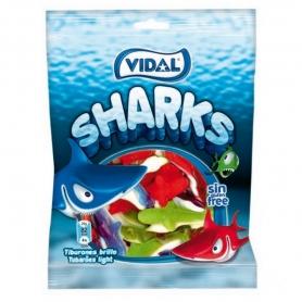 Frullati con forme di squalo