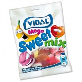 Assortimento di gomme con zucchero