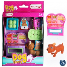 Doggy Set con accessori