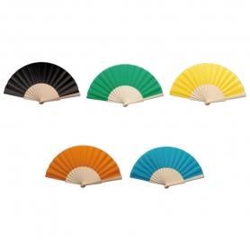Ventilatori di colore in legno