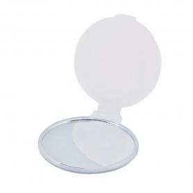 Specchio pieghevole bianco