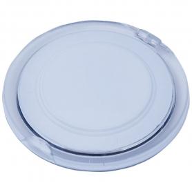 Doppio specchio pieghevole bianco