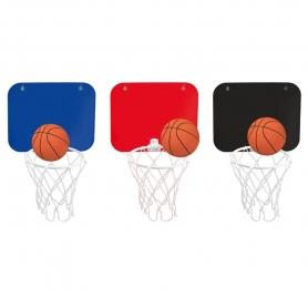Pallone da basket e basket