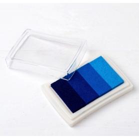 Inchiostro Blue Footprint