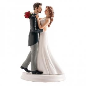 Figura delle coppie di nozze del valzer