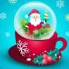 Natale, regali di merchandising, articoli promozionali, prodotti promozionali per i clienti all'ingrosso